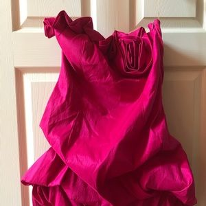 Girls Pretty Pink Dress L